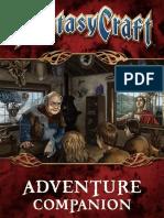 Adventure Companion