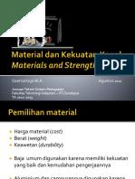 04. Material Dan Kekuatan Kapal