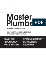 Master Plumber Catalogue