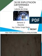 Sesion 2 Laboreo de Minas