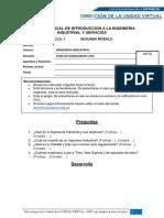 _introduccion a La Ingenieria Industrial