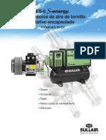Compresor Sullair S-6