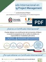 Guía Para Estudiantes, Ing.-u. Miami, 201720