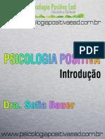 Psicologia Positiva - Introdução