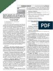 Decreto Supremo Que Aprueba El Texto Unico Ordenado de La Le Decreto Supremo n 046 2017 Pcm 1510910 1