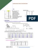 3.-Diseño de Filtro Biologico ESTRUCTURAL