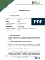 INFORME PSICOLÓGICO Benjamin  terminado 1.docx