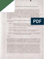Calculo de Reservas Metodos Analiticos