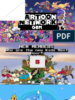 cartoon network gbm