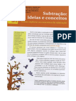 BIGODE e FRANT 2011 - Subtração Ideias e Conceitos