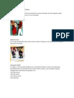 10 Bailes Folkloticos de Guatemala