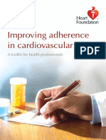Improving Adherence in Cardiovascular Care Toolkit