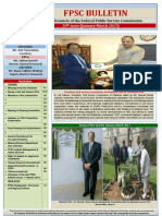 FPSC Bulletin 39th Issue Jan-March 2017