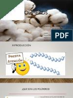 Polímeros  naturales y sinteticos clase