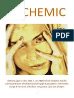 ALCHEMIC by Jarboe reviewed by Pieter Uys