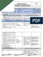 Planificacion Microcuricular de Emprendimientos y Gestion Primero de Bachillerato