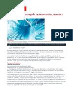 America Latina Innovacion, Ciencia y Tecnologia