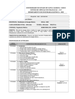 Plano Ensino DEE 2011 02