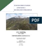 Informe Preliminar Atococha I