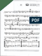 Danzas del Ballet Estancia - Violines I pag 3