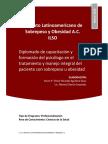Manejo Integral Del Paciente Con Sobrepeso u Obseidad