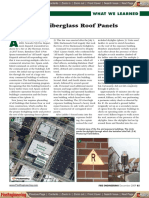 Dangers of Fiberglass Roof Panels.pdf