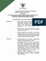 Permenkes No 1225 Menkes 2017 Ttg Pedoman Sistem Informasi Labkes (SILK) Balai Besar Labkes (BBLK) Dan Balai Labkes (BLK) (PUSKESPEMDA.net)
