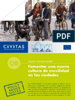 Civitas II Policy Advice Notes 08 Promotion and Education Es