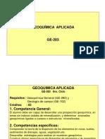 Objetivos Explo Geoquik