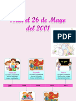 Naci El 26 de Mayo Del 20011