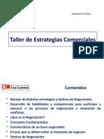 Estrategias Comerciales de Negociacion Clase 04.09.2017