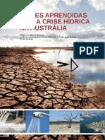 Publicacao Lições Aprendidas Com a Crise Hídrica Na Austrália