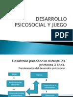 Desarrollo Psicosocial y Juego