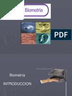 Biometría y Domótica