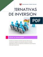 Alternativas de Inversion Silvia