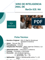 BarOn ICE Niños PPT