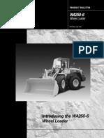 WA250_6Product Bulletin.pdf