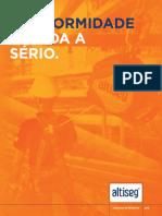 Catálogo de Produtos _ Altiseg 2015