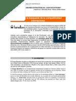 Caso Benetton- Gerencia Estratégica