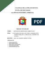 Rinconada Es Un Centro Minero Artesanal Ubicado a 5200 Msnm Ubicado en Puno - Copia Para Arreglar