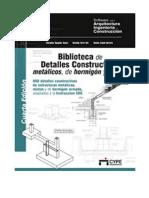 Biblioteca de Detalles Constructivos metálicos, de hormigón y mixtos - MEGA BIBLIOTECA - MB.pdf