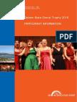 Participant Information - Monterey 2016
