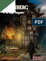 TALENBERG Y EL VIEJO IMPERIO (pequeña idea de campaña para utilizar como ambientación para el juego de rol de Zweihänder)