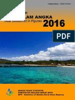 Kecamatan Moa Dalam Angka 2016