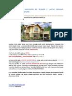 Tutorial cepat modeling 3d rumah 2 lantai dengan autocad architecture-part1.pdf