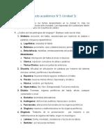 Producto Academico 3 Neuropsicologia