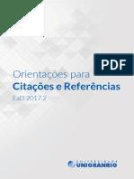 Citacoes e Referencias