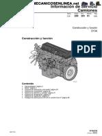 Construccion y Funcion D13A VOLVO