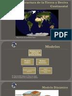 Física 1ro - Deriva Continental y Placas Tectónicas