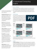 PI Advanced Computing Engine (ACE)